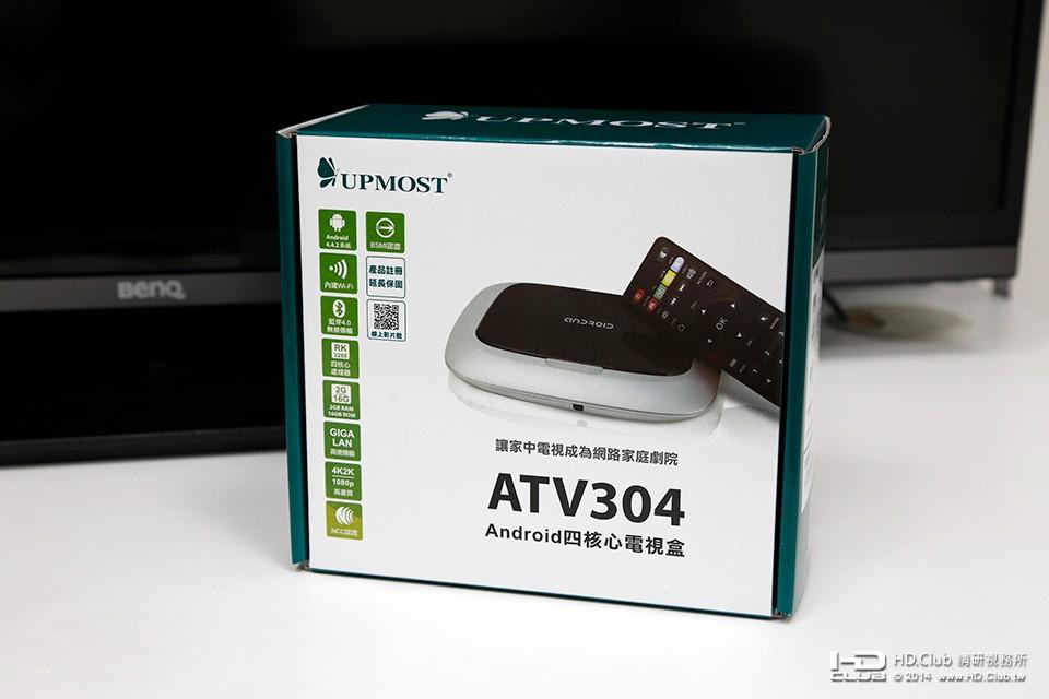 【分享】4K / BT4.0 / 4核心+2GB RAM-ATV304 Android电视盒-HDkmplayer官方繁體中文版下載