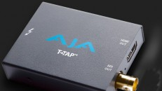AJA T-TAP, Thunderbolt 10-bit SD, HD & 2K output through SDI & HDMI